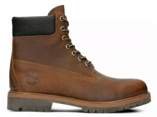 Timberland Brown 6 Inch Boots 45 Years Anniversary Waterproof Boots A1R1B